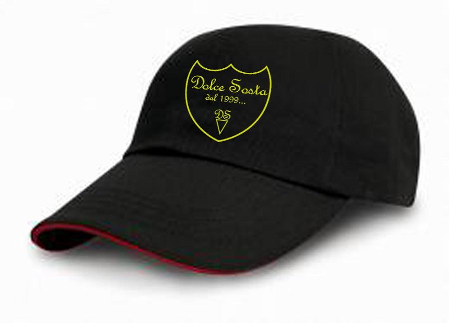 dolce sosta cappellino