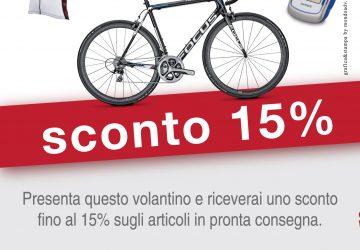 Stampa volantino a6 bikers
