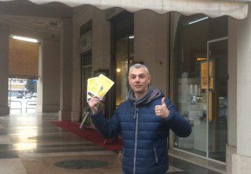volantinaggio a forlì