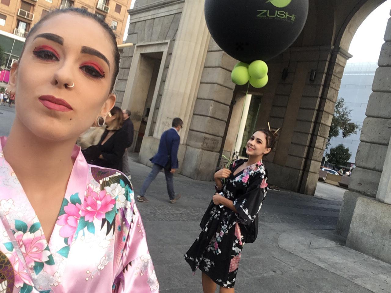 Hostess a Milano